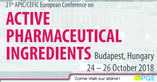 21st APIC Cefic Conference on APIs budapest hungary