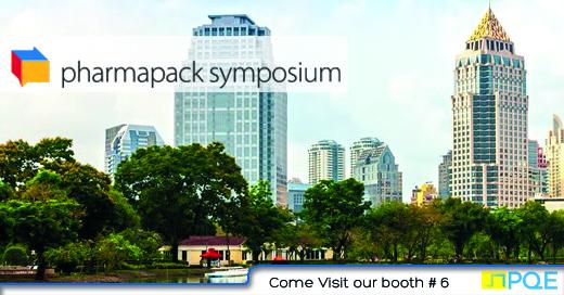 Pharmapack Symposium 2018 Bangkok exhibition