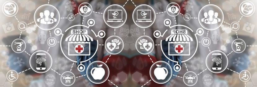 Health China Market e-commerce